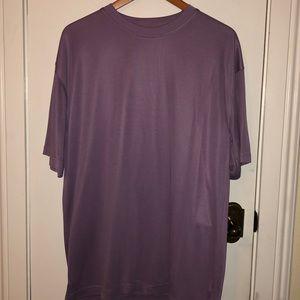 Burma Bibas Shirts - Burma Bibas purple men's shirt size med.